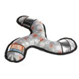 Animal Planet Oxford Boomerang Dog Toy - Squeaker