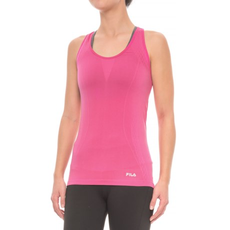 Fila Sublime Seamless Singlet - Racerback (For Women)