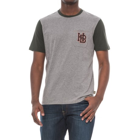 Howler Brothers HB Pocket T-Shirt (For Men)