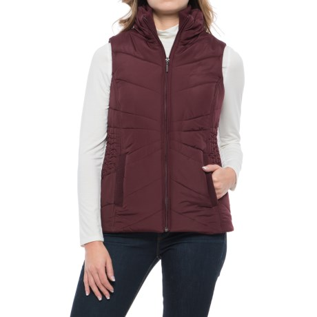 Weatherproof Puffer Vest (For Women)