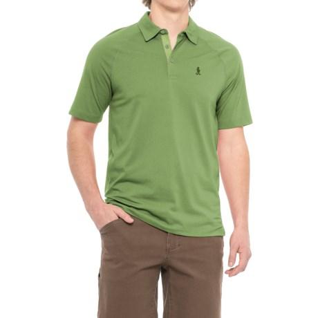 Royal Robbins Wick-Ed Cool Polo Shirt - UPF 35+, Short Sleeve (For Men)