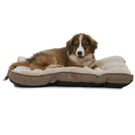 AKC Medium Herringbone Crate Mat - 30x22""