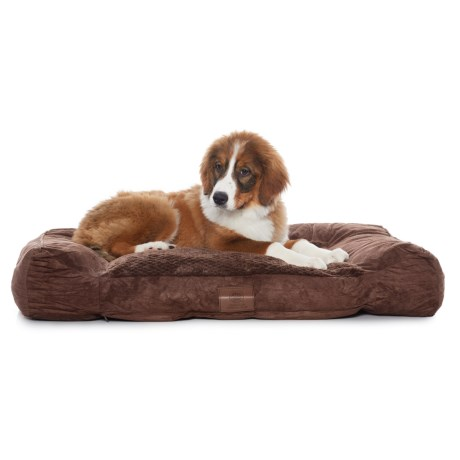 AKC Premium Memory-Foam Dog Bed - 40x30""