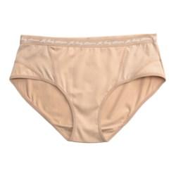 Terramar Body Sensors® Tech Jersey Panties - Bikini Briefs (For Women)