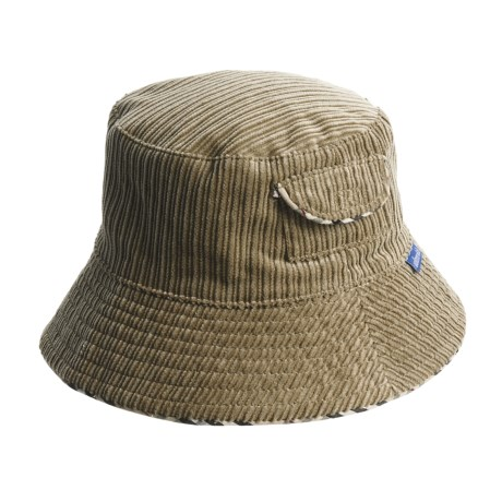 Wallaroo Kids Lids Jumbuck Bucket Hat - UPF 50+, Fleece-Lined (For Boys)