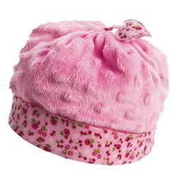 Wallaroo Strawberry Hat - UPF 50+ (For Infant Girls)