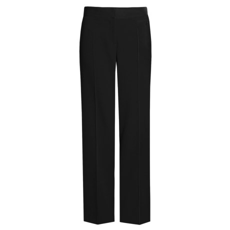 Atelier Luxe Modern Fit Dress Pants - Plus Size (For Women)