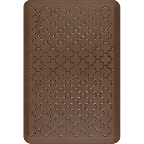 WellnessMats Trellis Estate Anti-Fatigue Mat - 3x2'