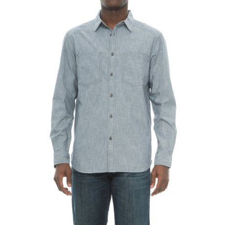The North Face Montgomery Utility Shirt - Long Sleeve (For Men)