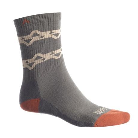 Wigwam Muir Trail Pro Hiking Socks - Crew (For Men and Women)