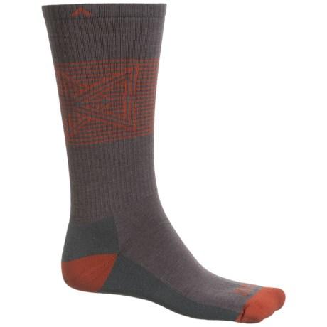 Wigwam Broken Arrow Pro Socks - Merino Wool, Crew (For Men and Women)