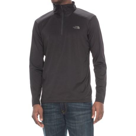 The North Face Kilowatt Shirt - Zip Neck, Long Sleeve (For Men)