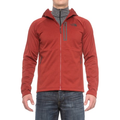 The North Face Canyonlands Hoodie - Zip Front (For Men)