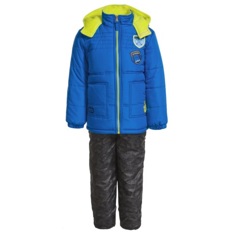 iXtreme Quilted Snowsuit Set - Insulated (For Little Boys)