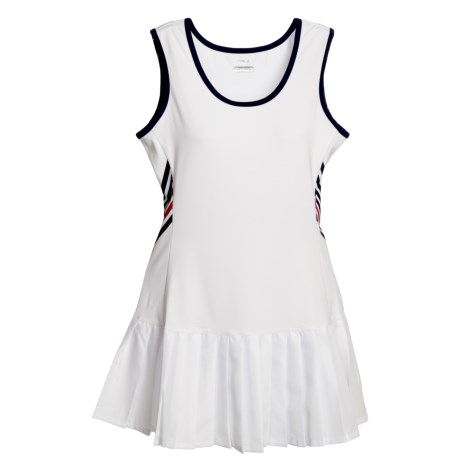 Fila white tennis dress.