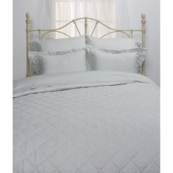 Peacock Alley Venecia Quilted Coverlet Set - Queen, 300TC