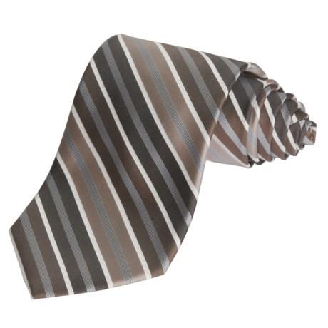 Altea Multi-Stripe Tie - Silk (For Men)