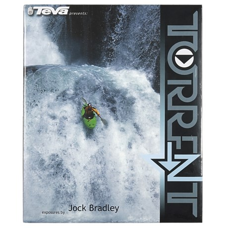 Heliconia Press Book - Torrent, Exposures by Jock Bradley