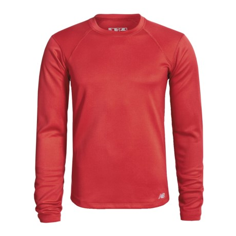 New Balance Tempo 2.0 Shirt - UPF 20+, Long Sleeve (For Men)