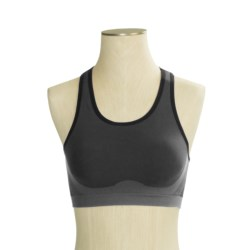 New Balance Seamless Cocona® Crop Top (For Women)