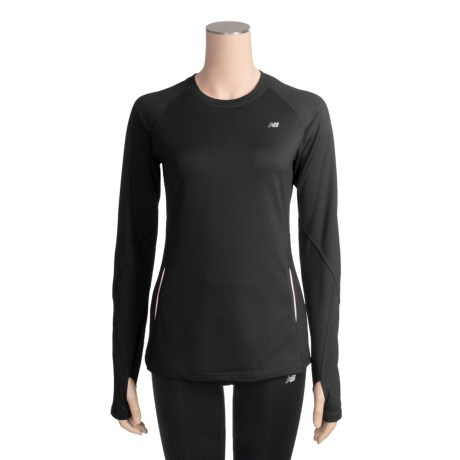 New Balance Competitor Shirt - Long Sleeve (For Women)