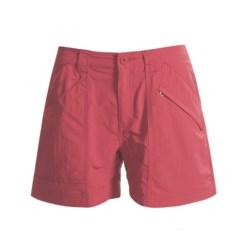 Royal Robbins Backcountry Shorts - UPF 50+ (For Women)