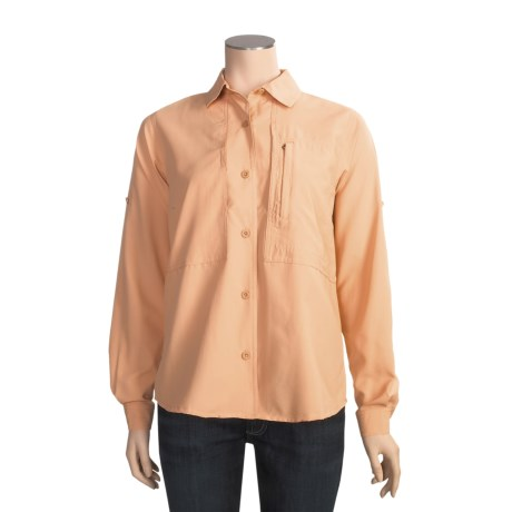 Royal Robbins Original Expedition Shirt - UPF 50+, Long Sleeve (For Women)