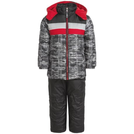 iXtreme Color-Block Camo Print Snowsuit - Insulated (For Toddler Boys)