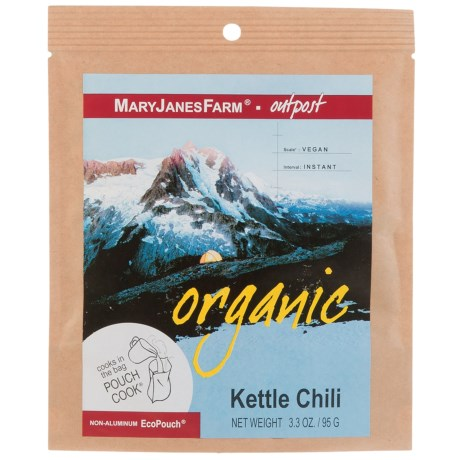 MaryJanesFarm Organic Kettle Chili - Vegan, 1.5 Servings