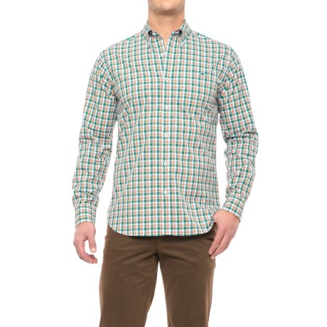 Fish Hippie Harrison Tattersall Shirt - Long Sleeve (For Men