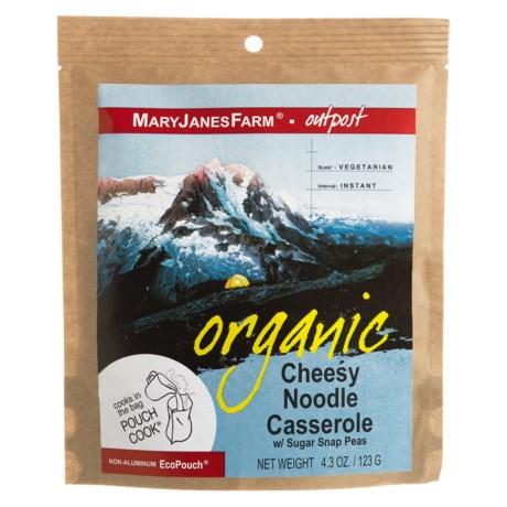 MaryJanesFarm Organic Cheesy Noodle Casserole - Vegetarian, 1.5 Servings