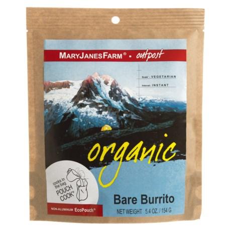 MaryJanesFarm Organic Bare Burrito - Vegetarian, 1.5 Servings