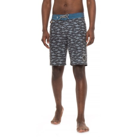 Salty Crew Sharked Boardshorts (For Men)