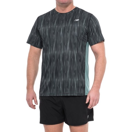 New Balance Athletic Graphic T-Shirt - Short Sleeve (For Men)