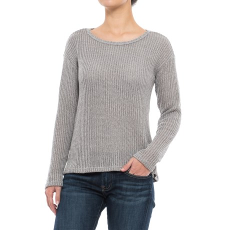Specially made Lattice-Back Sweater (For Women)