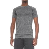 Saucony Active T-Shirt - Seamless Sides, Short Sleeve (For Men)