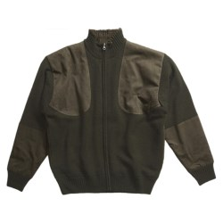 Browning Upland Sweater - Full Zip (For Big and Tall Men)