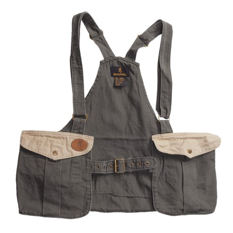Browning Lyons Hunt Gear Strap Vest (For Men)