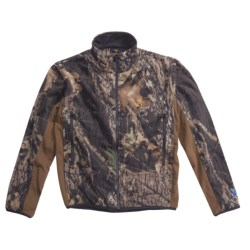 Browning 4X Microfleece Jacket (For Big and Tall Men)