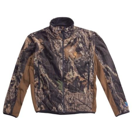 Browning 4X Microfleece Jacket (For Men)