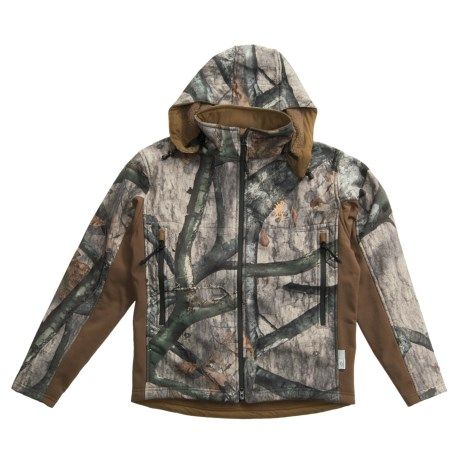 Browning Pursuit Jacket - Soft Shell, Sherpa Lined, OdorSmart (For Big and Tall Men)