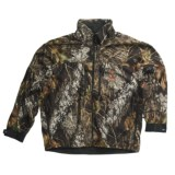Browning Hell's Canyon Camo Jacket - OdorSmart (For Big and Tall Men)