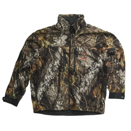 Browning Hell's Canyon Camo Jacket - OdorSmart (For Men)