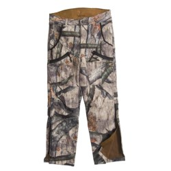 Browning Pursuit Soft Shell Pants - Sherpa Lined, OdorSmart (For Big and Tall Men)