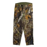 Browning Hell's Canyon Camo Hunting Pants - Windproof, Fleece Lined (For Big Men)