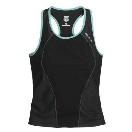 Descente C6 Tri Jersey - UPF 30, Sleeveless (For Women)