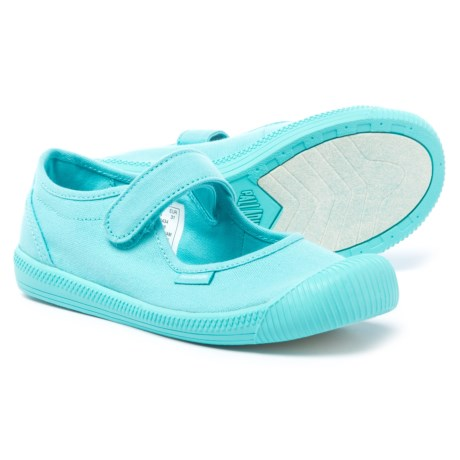 Palladium Flex MJ M To Mary Jane Shoes (For Girls)