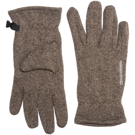 Craghoppers Danewood Gloves (For Men and Women)
