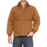 Walls Quilted Duck Jacket - Insulated (For Men)