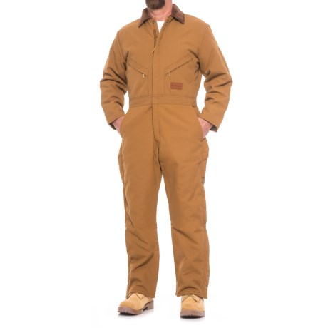 Walls Coveralls - Insulated (For Men)